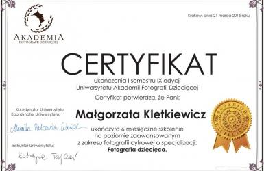certyfikat_ukonczenia_uni_Małgorzata-Kletkiewicz