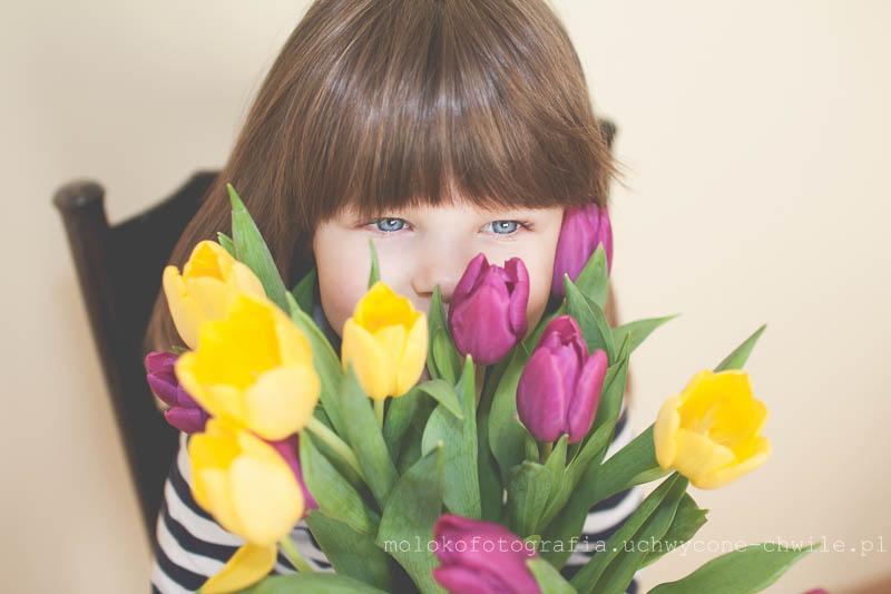 Wiosna w sercu zawitała