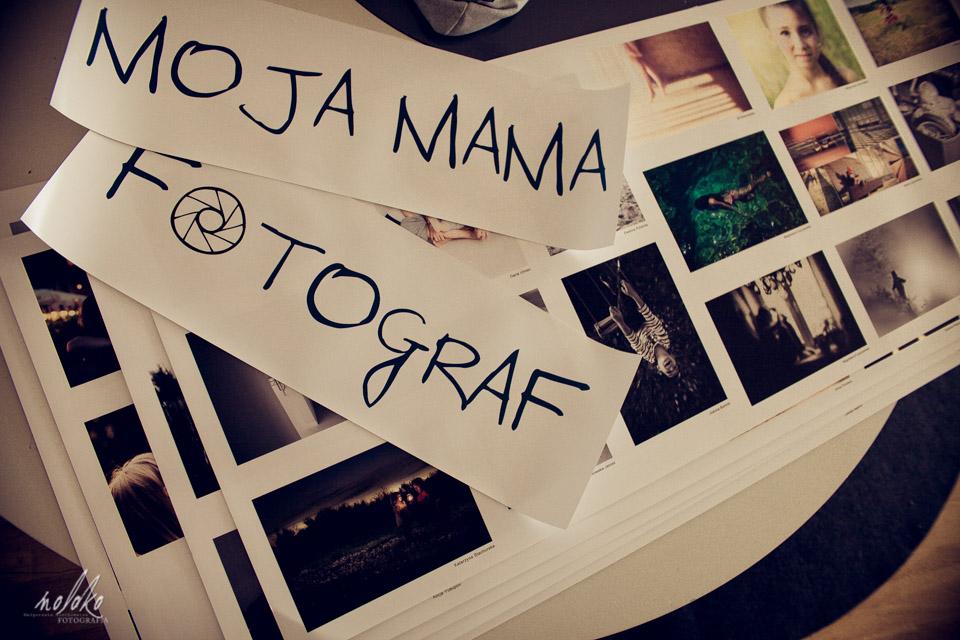"""Fotorelacja z wernisażu """"Moja mama fotograf"""""""