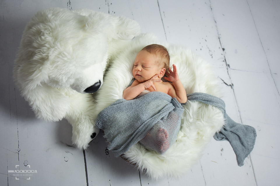 sesja noworodkowa, noworodek