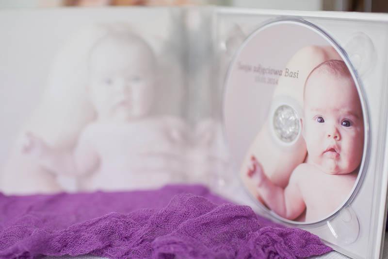 Płyta z nadrukiem + spersonalizowane opakowanie