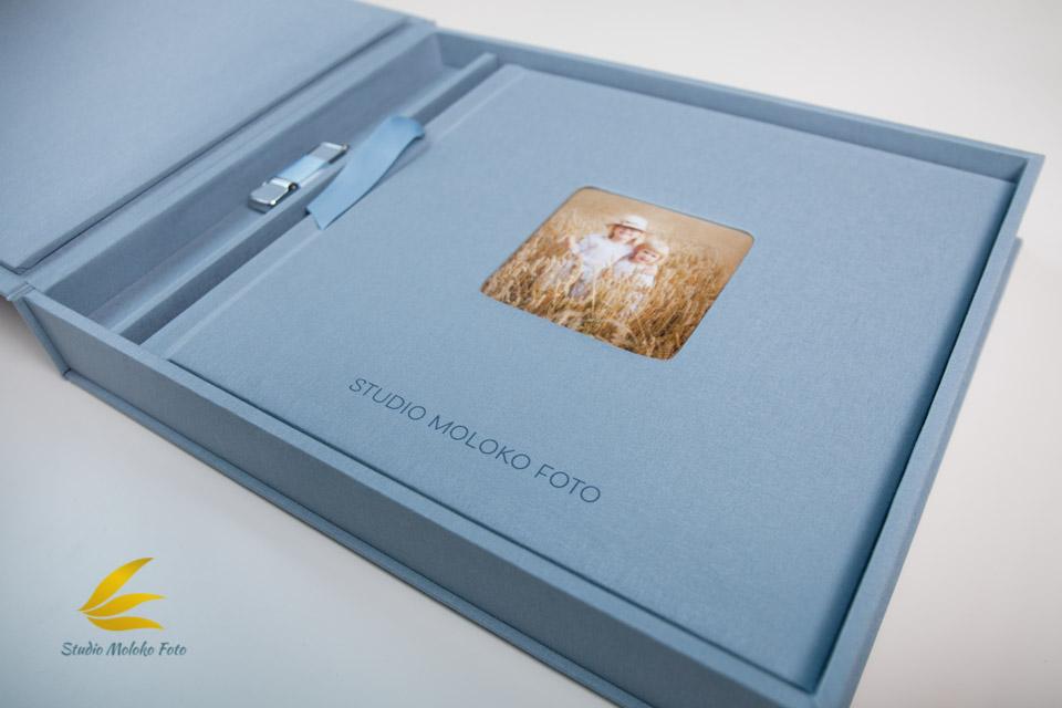 DreamBook 30×30 + pudełko + pendrive