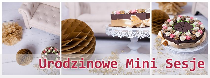 Urodzinowe Mini Sesje – Czas Start!
