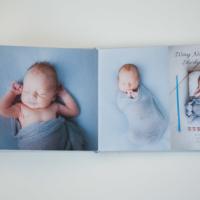 Album fotograficzny, drukowany