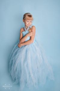 dziewczynka, sesja zdjęciowa, mała księżniczka