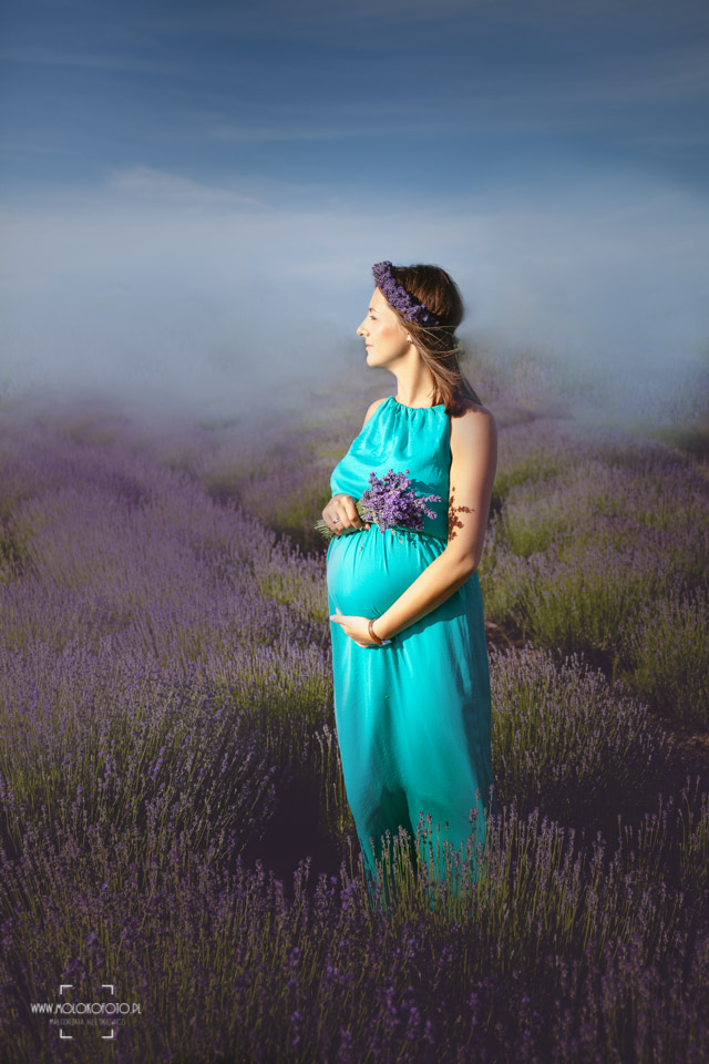 w ciąży, sesja zdjęciowa
