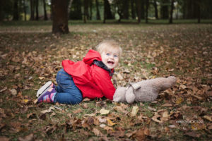 Jesienna sesja zdjęciowa w plenerze