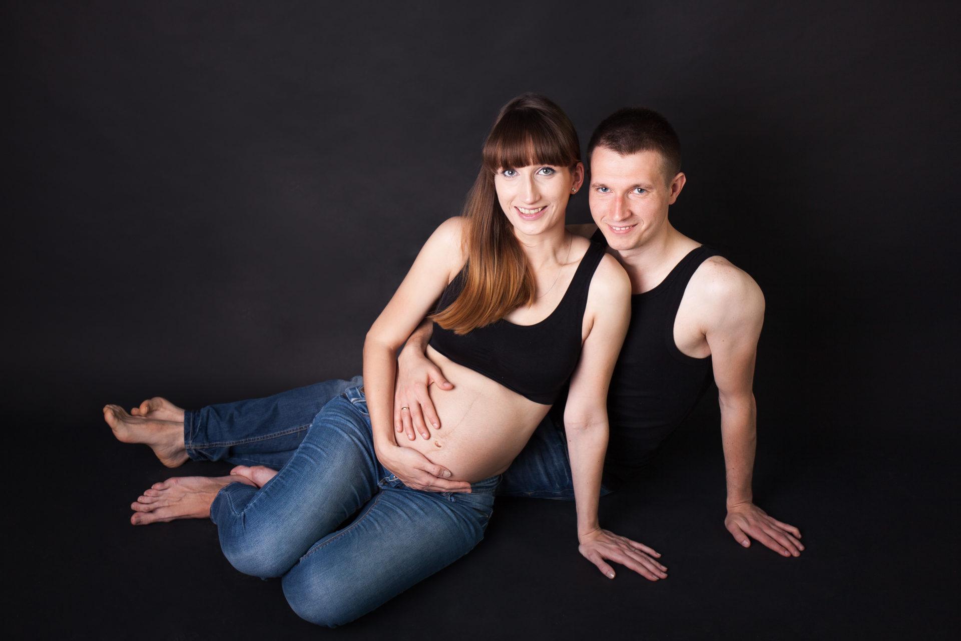 sesja brzuszkowa, kobieca, ciążowa