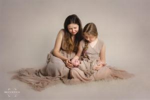 Sesja rodzinna, noworodkowa