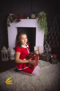 Święta, boże narodzenie, sesja zdjęciowa
