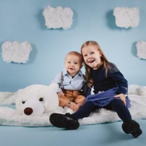 dzieci, sesja zdjęciowa